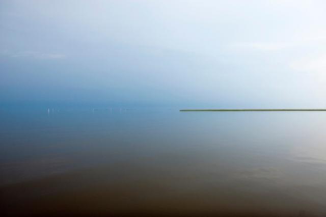Bay Junop Lake Caillou
