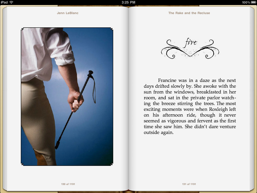 the rake and the recluse, page samples, ipad, full color, epub