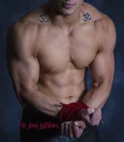 Derek Hutchins for Tiffany Reisz by Jenn LeBlanc