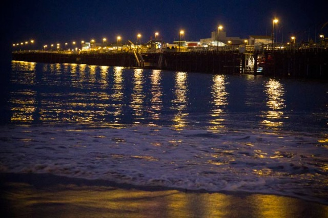 Santa Cruz Pier by Jenn LeBlanc